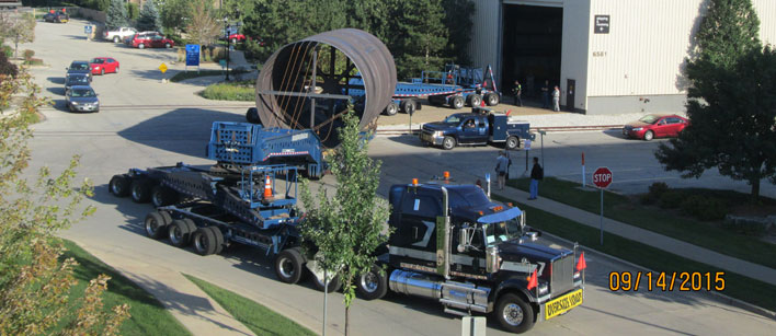 D And D Trailers >> D G Heavy Haul Pictures
